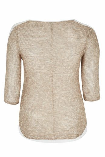 Paprika 2-in-1-Pullover