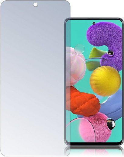 4smarts Schutzglas »Second Glass Limited Cover für Samsung Galaxy A51«