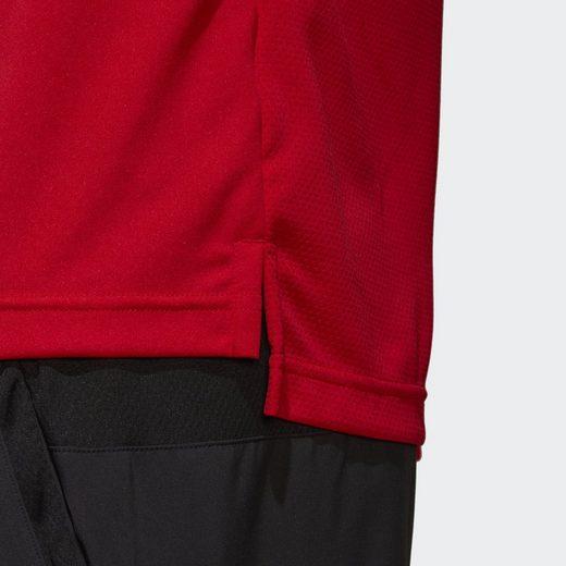 adidas Performance T-Shirt 3-Streifen Club