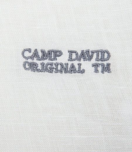 CAMP DAVID Langarmhemd