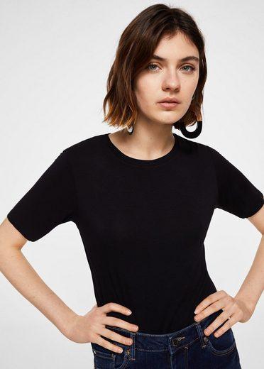 T-shirt Basique Mangue Coton