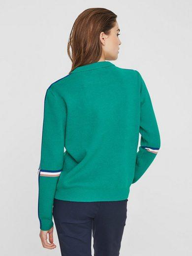 Vero Moda Lässiger Pullover