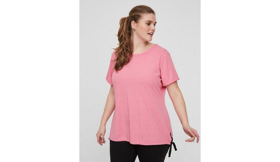 JUNAROSE Jersey T-Shirt Für Schöne Günstig Online Verkauf Niedrig Kosten ZEgJTDPa