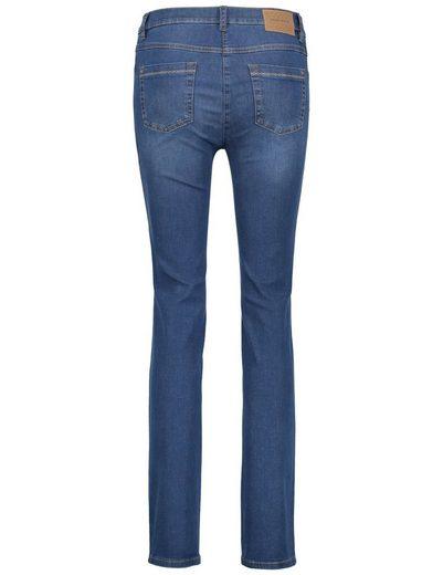 Gerry Weber Hose Jeans lang 5-Pocket Hose Irina short Kurzgröße