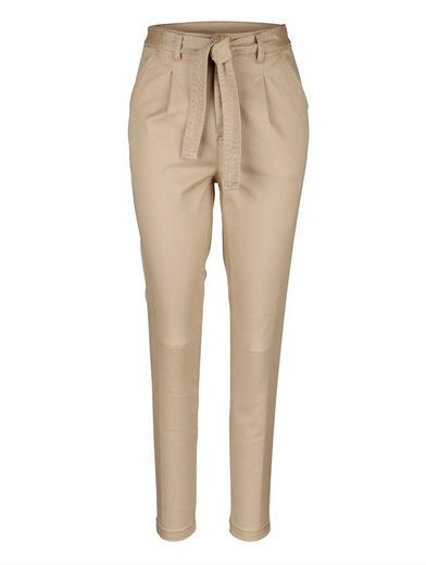 Amy Vermont Pants With Tie Ribbon As A Belt