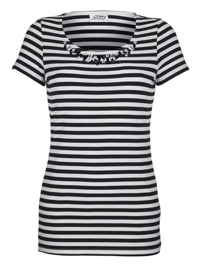 Amy Vermont Shirt Stripe Dessin In