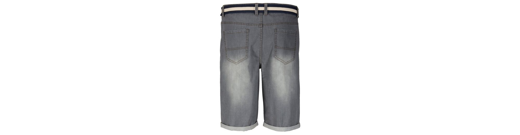 Jeans mit Bermuda Babista mit Bermuda Jeans Jeans Babista Bermuda G眉rtel G眉rtel Babista mit P5w5x4q1