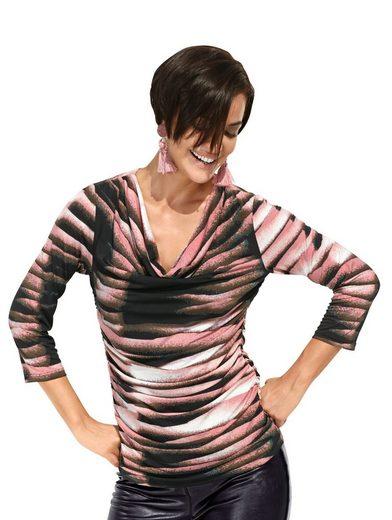 Amy Vermont Shirt mit Design