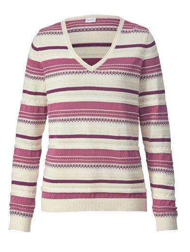 Mona Pullover aus Pima-Baumwolle
