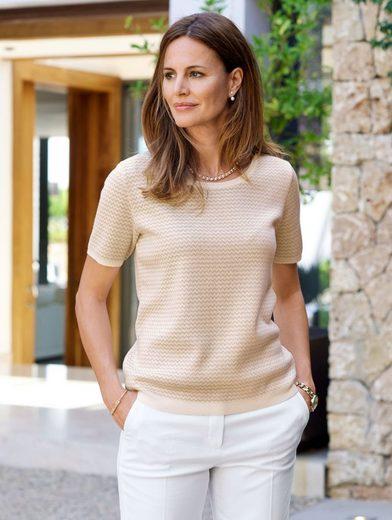 Mona Pullover Made Of Fine Jacquard