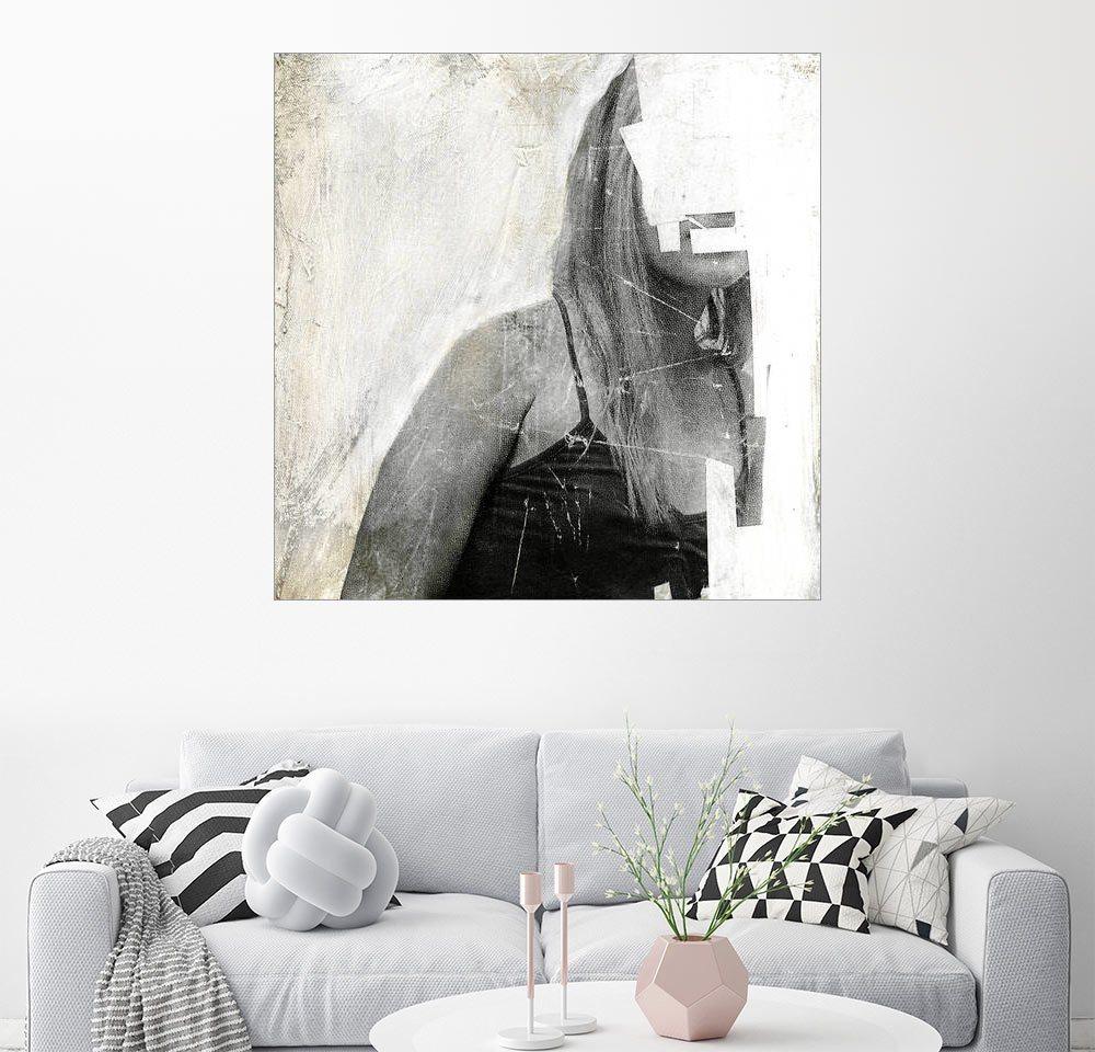 Posterlounge Wandbild - Famous When Dead »Faceless« | Dekoration > Bilder und Rahmen > Bilder | Holz | Posterlounge