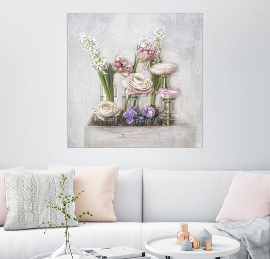 Posterlounge Wandbild - Lizzy Pe »all about spring«