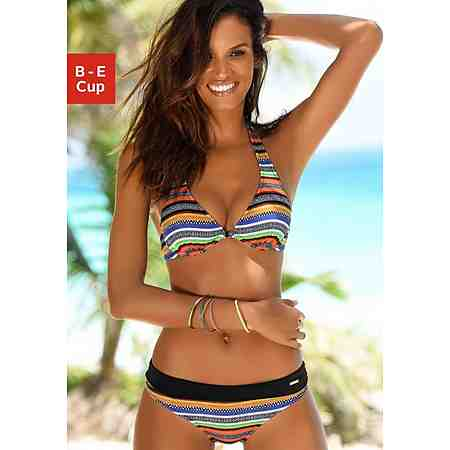 Bügel-Bikinis für den perfekten Halt! Eintauchen, abtauchen, auftauchen - Bügel-Bikinis bieten einen hohen Tragekomfort und sorgen dabei für den perfekten Halt.