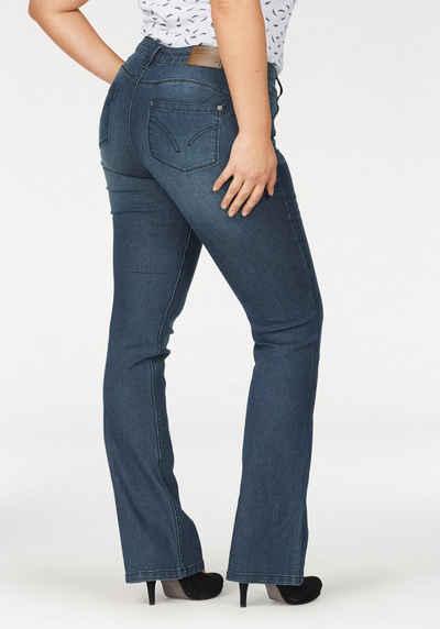 3a027c4d57a2ff Bootcut-Jeans in großen Größen » Plus Size Jeans kaufen   OTTO