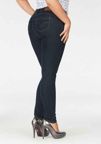 f2e740f9609643 Arizona Skinny-fit-Jeans »Shaping« Mid Waist