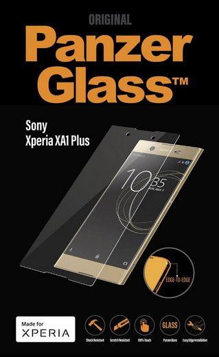 PanzerGlass Glasfolie »2,5D für Sony Xperia XA1 Plus«