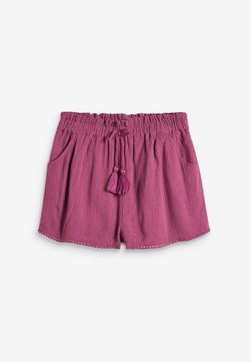 Next Shorts »Shorts mit Quastensaum« (1-tlg)