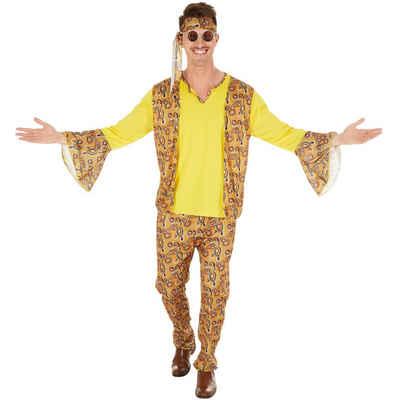 tectake Hippie-Kostüm »Herrenkostüm Discostar«