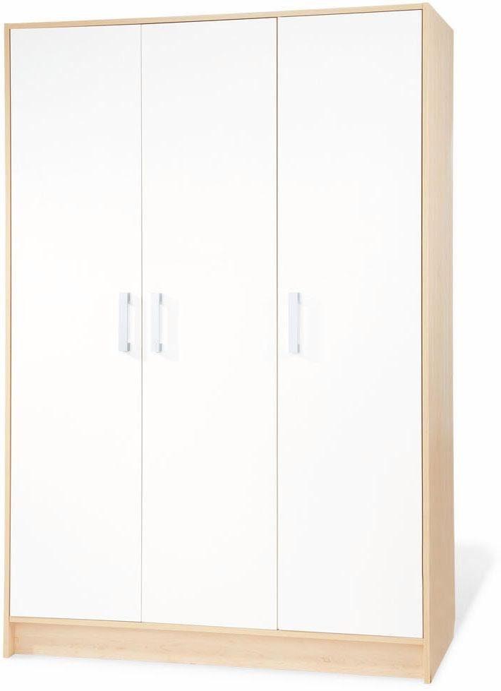 Pinolino Kleiderschrank, »Florian groß, 3-türig«