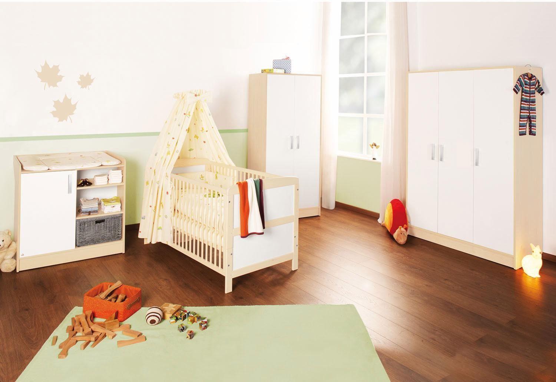 Pinolino Babyzimmer Set (3-tlg) Kinderzimmer, »Florian groß«