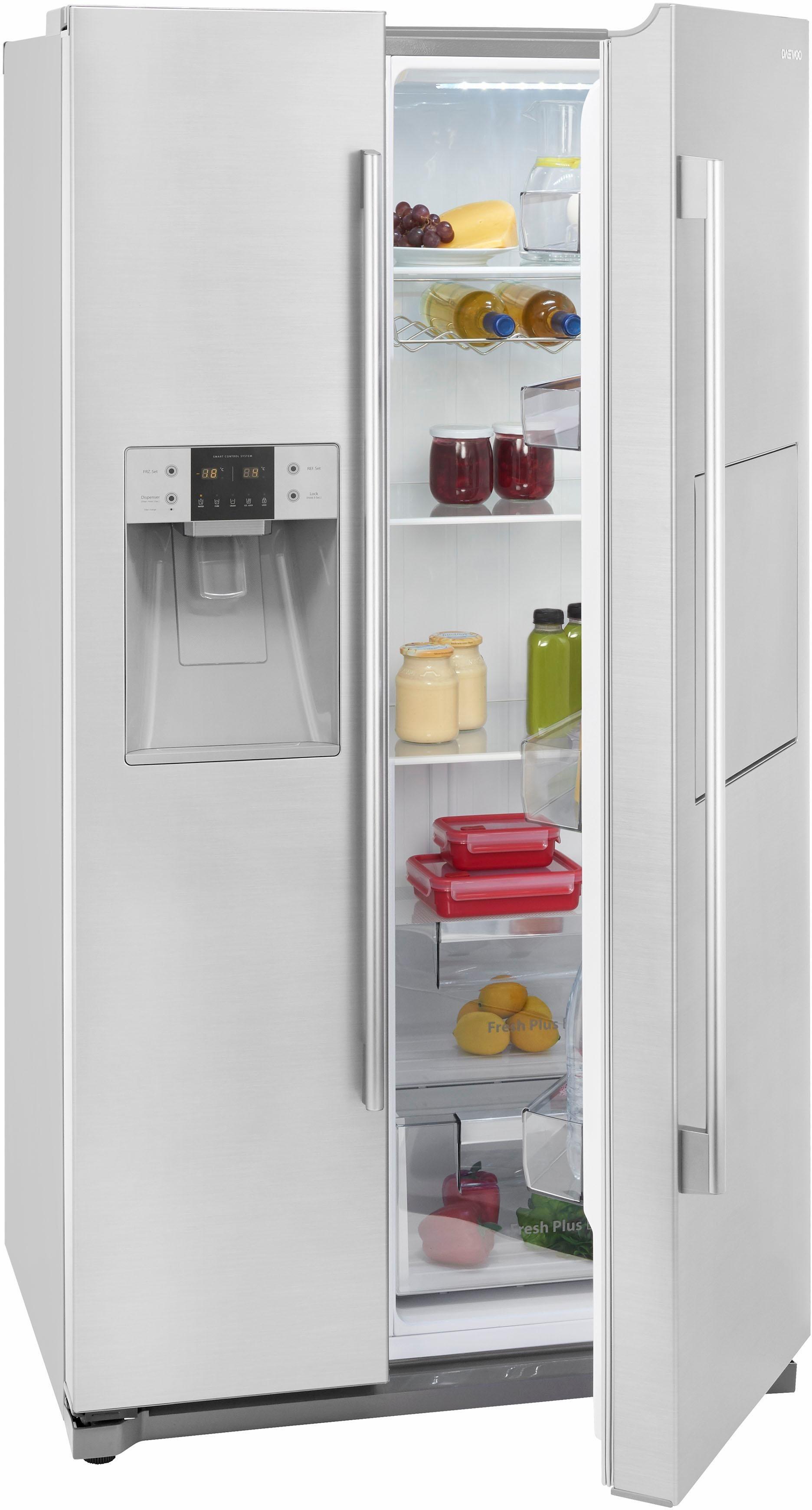 Side By Side Kühlschrank - A+++ Preisvergleich • Die besten ...