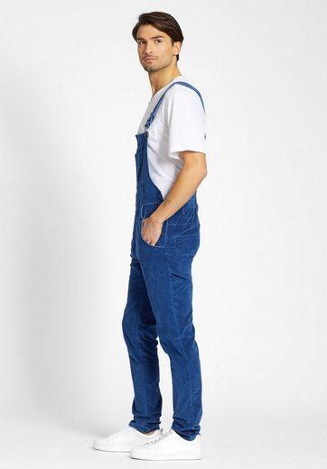 khujo 5-Pocket-Hose BRANDON, mit seitlichen Knopfleisten