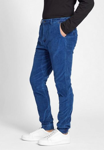khujo 5-Pocket-Hose BLIZZARD, mit elastischem Taillenbund