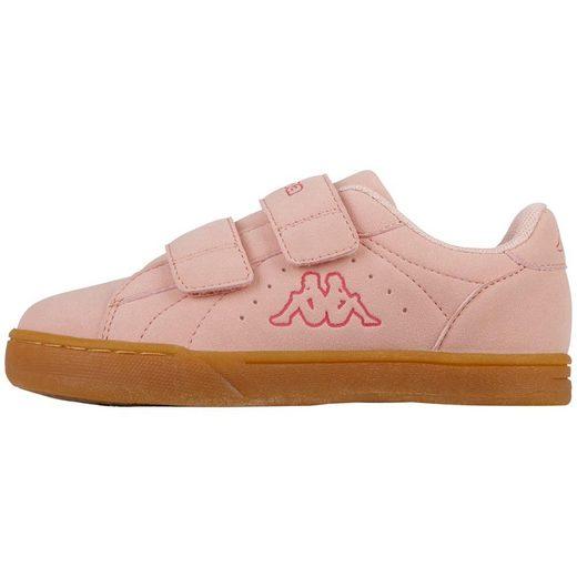 Kappa »MESETA RB KIDS« Sneaker mit praktischen Klettverschlüssen