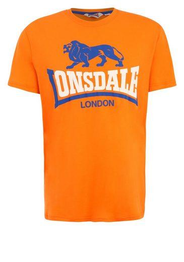 Lonsdale T-Shirt mit Markenaufdruck WISBECH