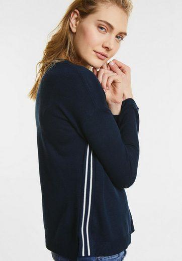 Street One Galon Streifen Pullover