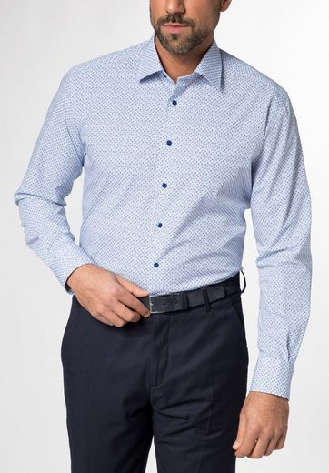 Eterna Long Sleeve Shirt Long Sleeve Shirt Modern Fit