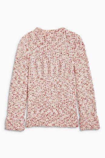 Next Pullover aus Garnmischung
