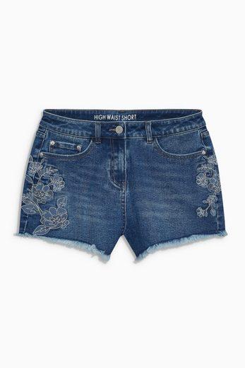 Next Jeans mit Blumenstickerei