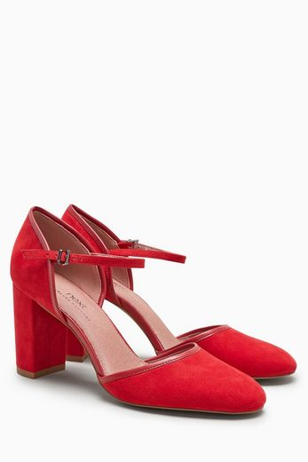 Next Mary-jane Shoes With Block Heel