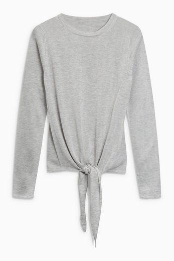 Next Pullover mit Knotendetail