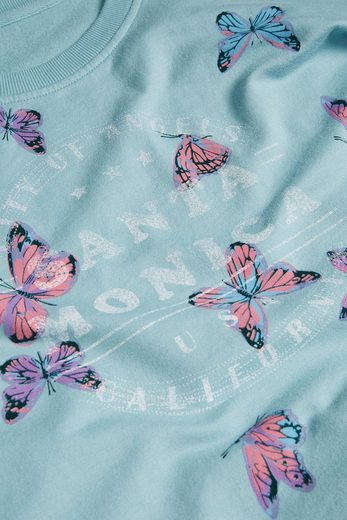 Next Jumper With Butterfly Pattern