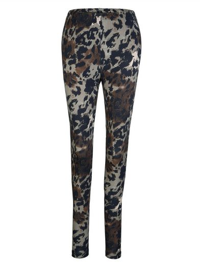 Amy Vermont Legging allover bedruckt