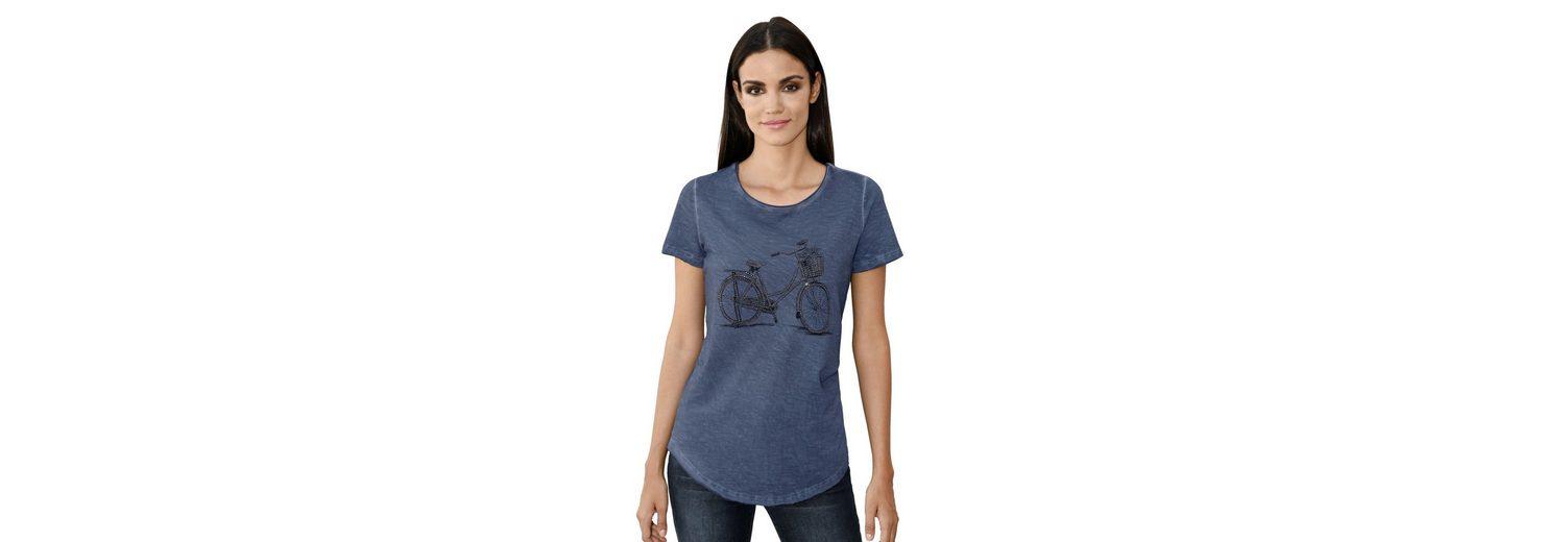 Amy Vermont Shirt mit platziertem Druck Mit Kreditkarte Günstigem Preis Kauf Erschwinglich Nicekicks Billig Verkaufen Viele Arten Von OxvoECgM
