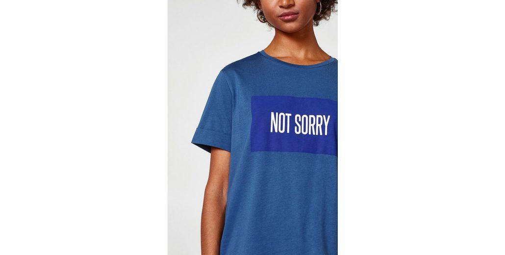 Besuchen Günstigen Preis Original- ESPRIT Oversized-Shirt aus Organic Cotton fzZxJRL1b