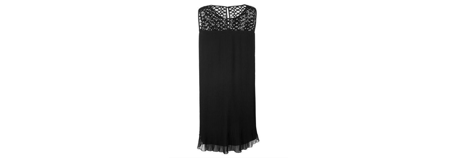 Billig Große Überraschung Mona Kleid mit Plissee-Falten Genießen Freies Verschiffen Webseite Günstiger Preis Fv4DOpnQr7