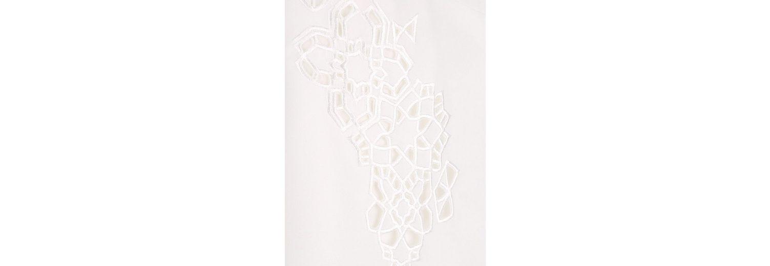 Mona Top mit Lochstickerei Ausverkauf oN1XSzCNLz