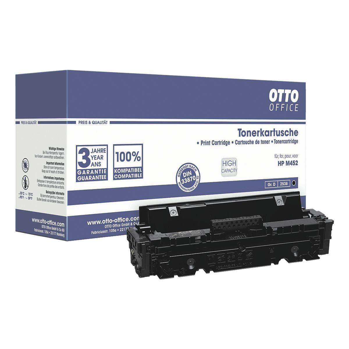 OTTOOFFICE STANDARD Toner ersetzt HP HP 410X »CF410X«
