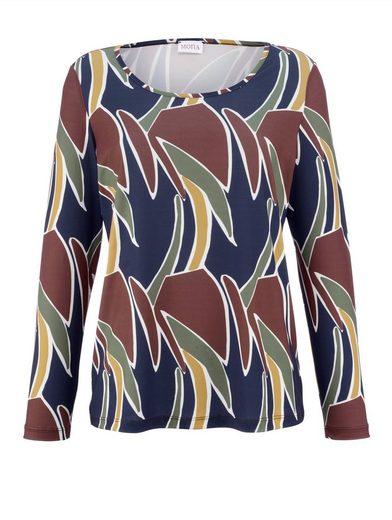 Mona Shirt in Viskose-Mischung