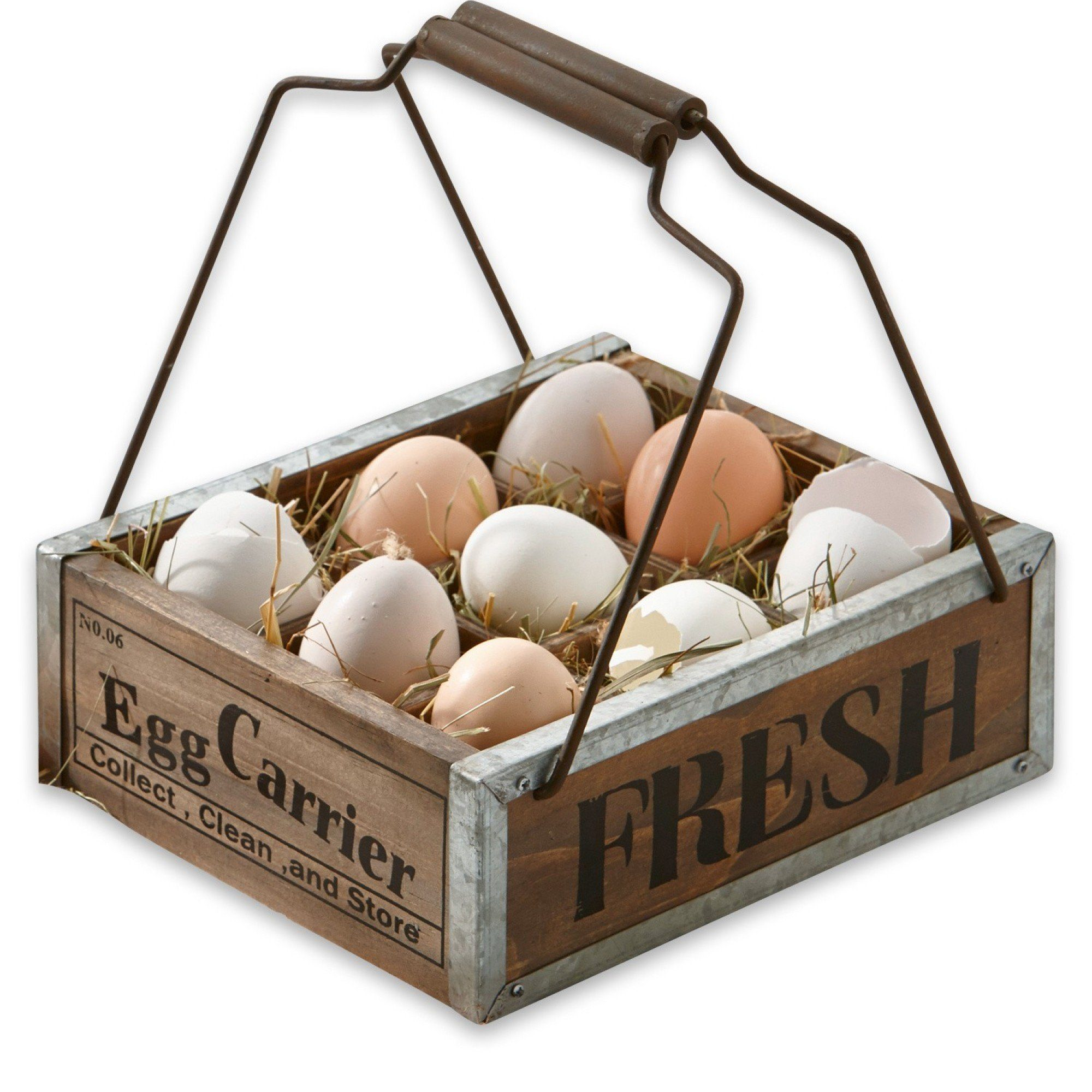 Loberon Eierkorb »Egg Carrier«