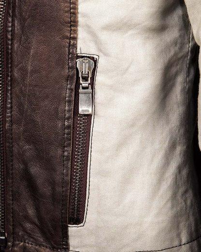 Maze Leather Jacket 169