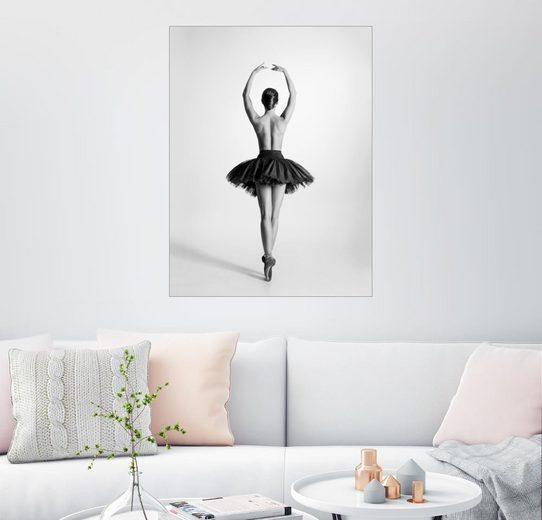 Posterlounge Wandbild »Ballet Balance«