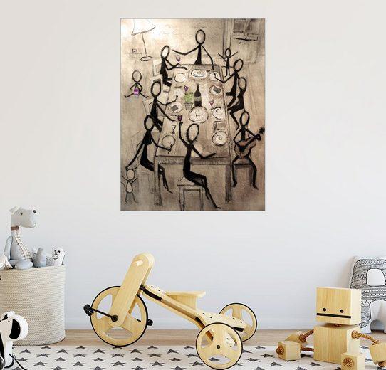 Posterlounge Wandbild - Christin Lamade »zuhause«