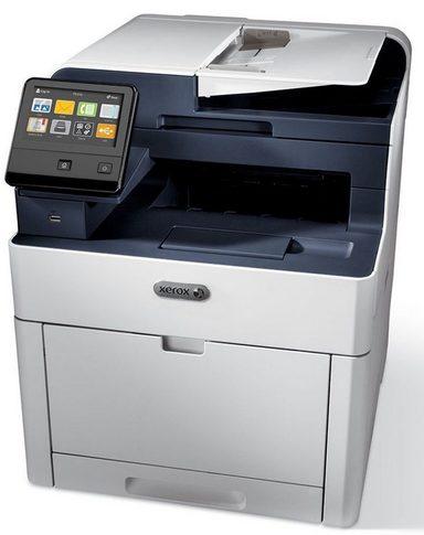 xerox farblaser multifunktionsdrucker workcentre 6515dn. Black Bedroom Furniture Sets. Home Design Ideas