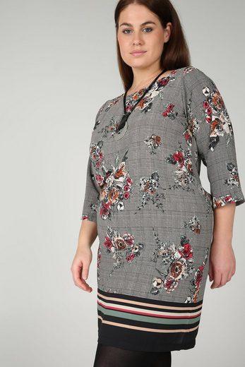 Paprika Print Dress