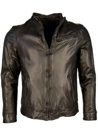 Куртка кожаная в Bikerstil »TTM8...
